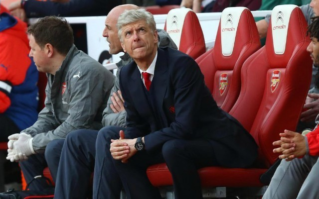 'Stay away please' - Arsenal fans panic as former PL boss spotted at Emirates
