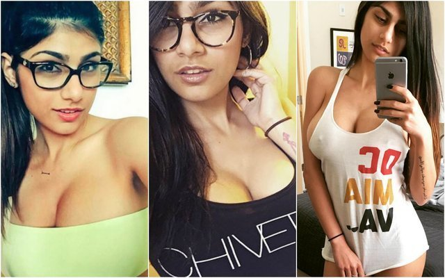 Stunning ex-porn star Mia Khalifa lands her own sports talk show, makes big early promise