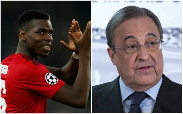 Real Madrid contact Manchester United star Paul Pogba to finalise date for transfer