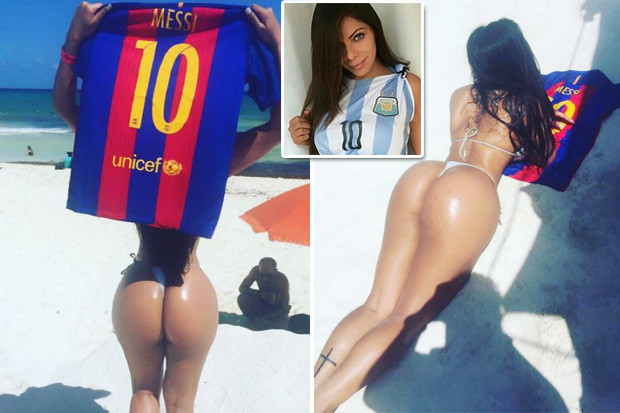 (Photos) Suzy Cortez gallery as 'Miss Bumbum' celebrates being unblocked by Barcelona star Lionel Messi | Goal91