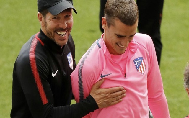 Simeone backs Atletico talisman Griezmann for the Ballon d'Or with very bold claim