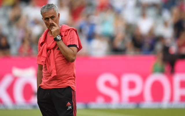 Mourinho pushing for United to sign top Chelsea transfer target