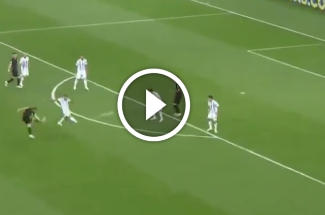 Video: Luka Modric scores sublime Croatia goal to pile misery on Argentina