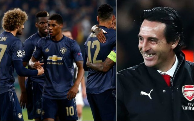 Arsenal given significant double boost in pursuit of Manchester United transfer raid   Goal91
