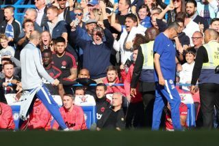 Man Utd boss Mourinho deserved Chelsea taunt, says Crooks