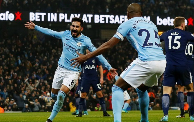 Manchester City 4-1 Tottenham: Kevin De Bruyne and City are so good it's basically got everyone a bit terrified
