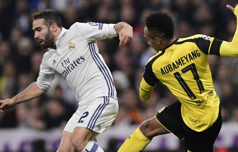 VIDEO Real Madrid 2 - 2 Borussia Dortmund (UEFA Champions League) Highlights