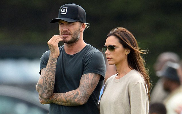 Odds on David Beckham divorce slashed as bookies suspend betting amid rumours
