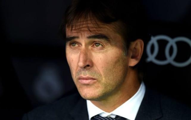 Lopetegui Real Madrid sack close, Solari as replacement