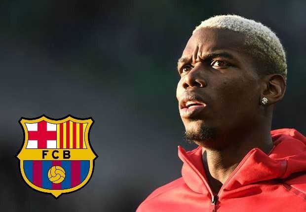 Pogba Barcelona transfer behind Man Utd captaincy decision