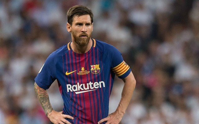 Lionel Messi gives green light to pivotal Barcelona signing in January
