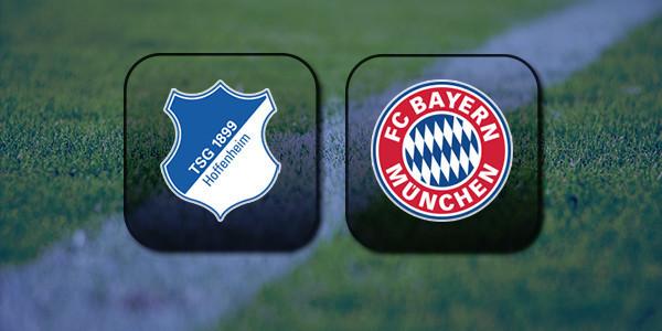 VIDEO Hoffenheim vs Bayern Munich (Bundesliga) Highlights