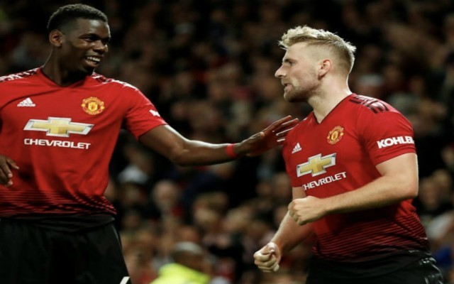 Paul Pogba shows he's Man Utd captain material with staunch defence of team-mate