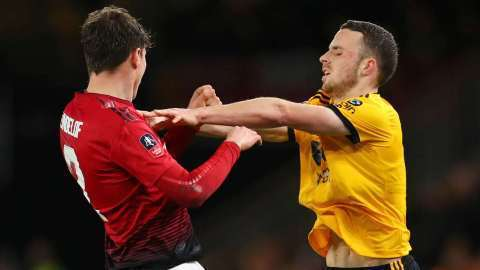 VIDEO Wolves vs Manchester United (FA Cup) Highlights