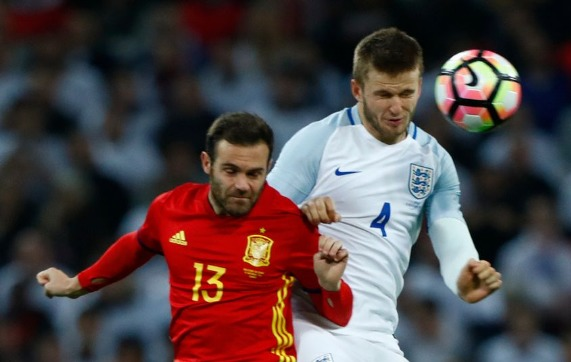 VIDEO England 2 - 2 Spain (Friendlies) Highlights