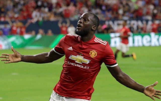 "Man Utd fans ignore Lukaku plea and sing ""racist"" chant at Stoke City"