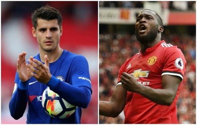 Chelsea & Manchester United combined XI: Romelu Lukaku & Alvaro Morata up front in seriously close contest