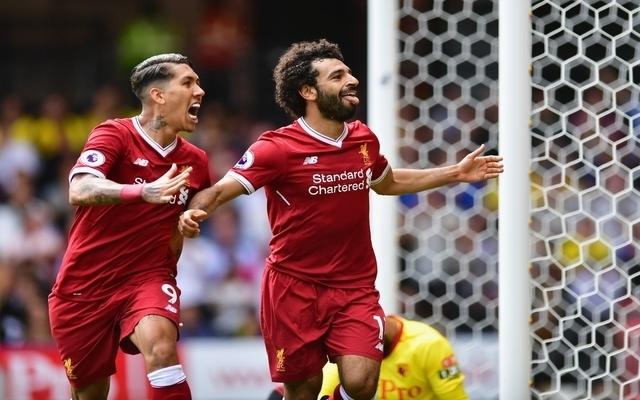 Watch: £34M Liverpool man Mo Salah redeems self with superb header following horrendous open goal miss