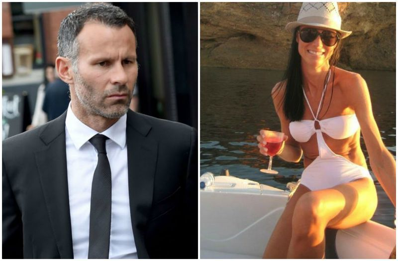 Ryan Giggs gives plush new job to PR girl who caught his eye ahead of £40million divorce