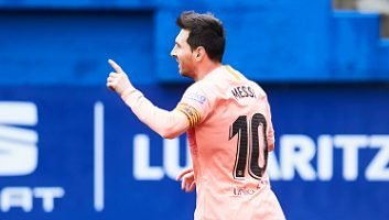 VIDEO Eibar vs Barcelona (La liga) Highlights