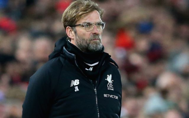 """Liverpool manager Jurgen Klopp. Klopp: Why Everton are """"highly motivated"""" to beat Liverpool"""