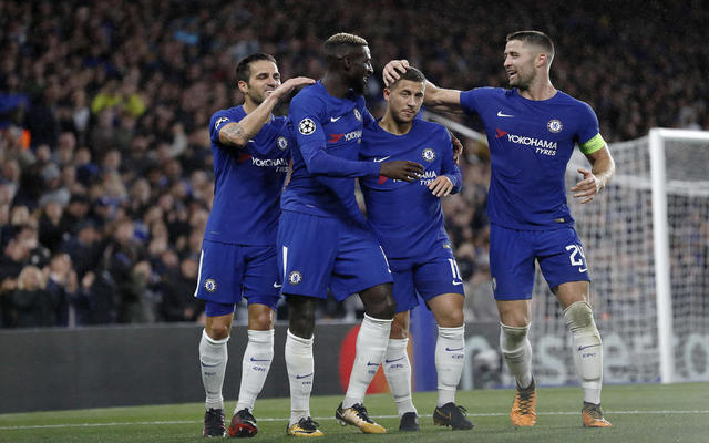 Big Blow for Chelsea: £40M Blues ace a doubt for Antonio Conte's side's crucial Champions League clash against Barcelona