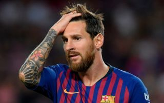 Lionel Messi gives Barcelona green light to seal departures for €50M Blaugrana duo, Roma chief eyeing moves for pair