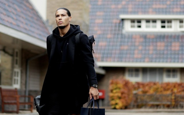 'He'll be on the list' - Van Dijk suggests that Ajax starlet could be a transfer target for Liverpool