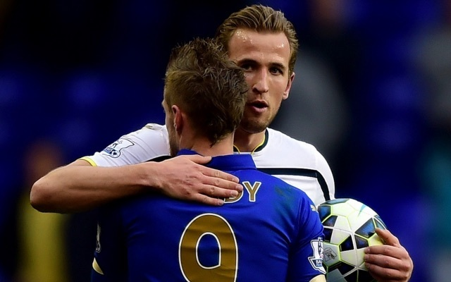 Harry Kane keen to stay at Tottenham despite Man Utd interest and earning £2.08m less than Jamie Vardy