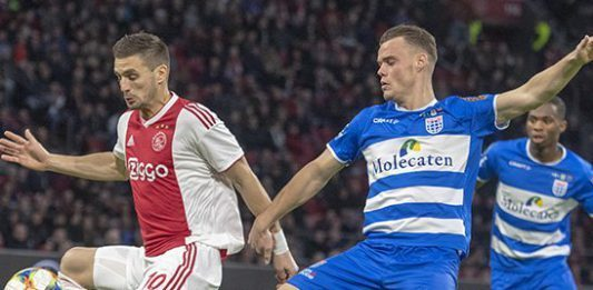 VIDEO Ajax vs PEC Zwolle (Eredivisie) Highlights