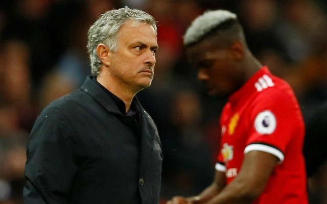 Key moment sparks fresh row between Man Utd boss Jose Mourinho and Paul Pogba