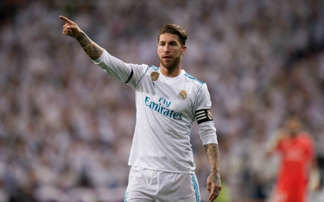 Sergio Ramos makes plea to Real Madrid team-mate over Manchester United & City transfer offers