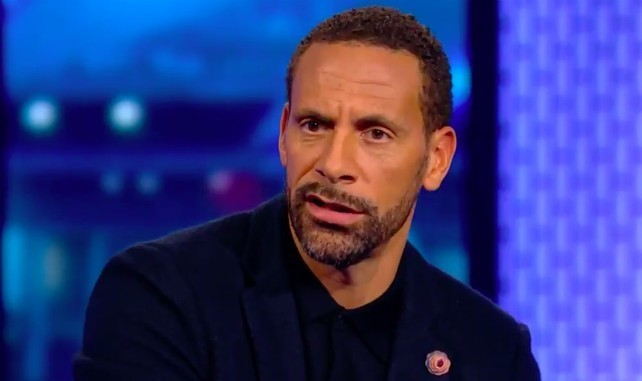 (Watch) Rio Ferdinand absolutely nails Liverpool's problems in brutal message to Jurgen Klopp