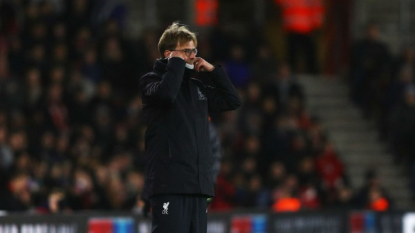 EFL Cup: Lack of Liverpool reaction frustrates Klopp