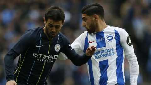 VIDEO Manchester City vs Brighton & Hove Albion (FA Cup) Highlights