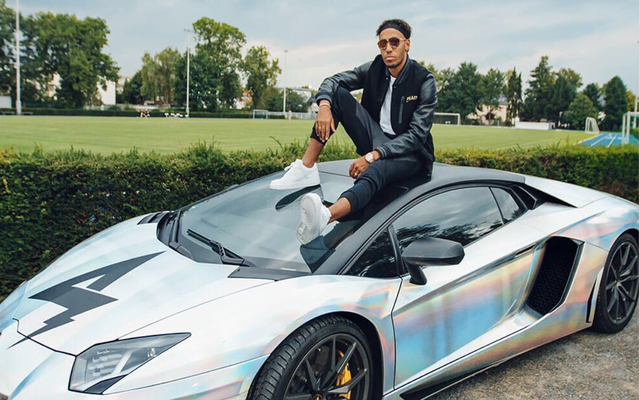 Pierre-Emerick Aubameyang selling Lamborghini for whopping £250,000