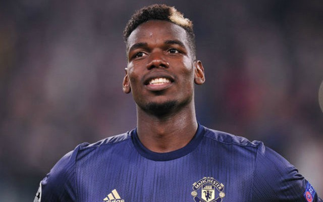 (Photo) Paul Pogba provides hint over injury status after missing Manchester United defeat to Manchester City   Goal91
