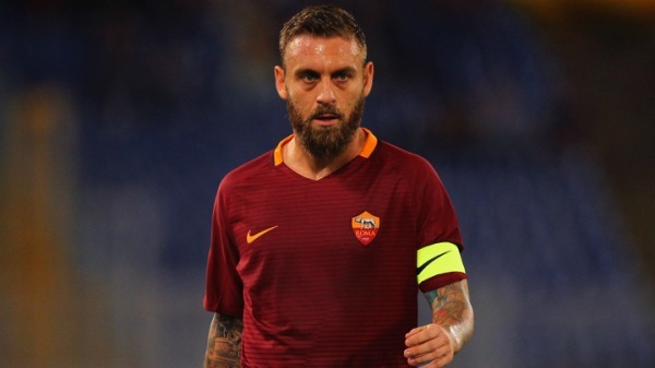 Serie A: Daniele De Rossi still waiting for Roma contract talks