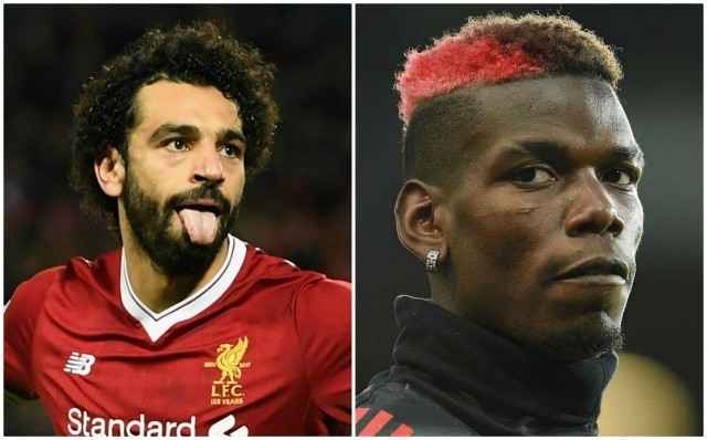 Mohamed Salah escapes from Ashley Young's pocket to aim BRUTAL dig at Manchester United's Paul Pogba