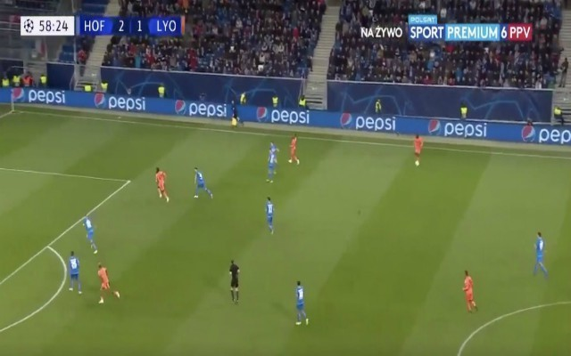 Video: Manchester City transfer target smashes home from tight angle in Champions League