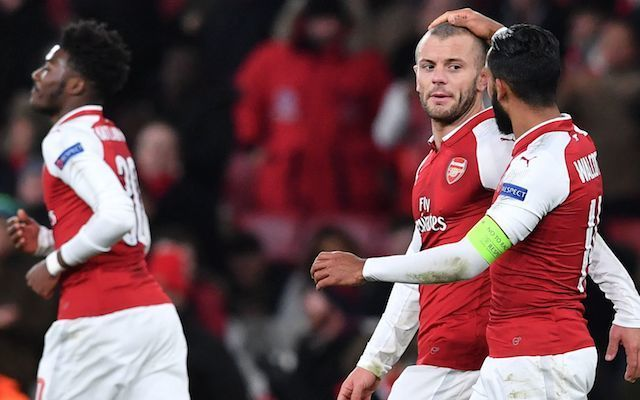 Arsenal 6-0 Bate player ratings, stats and reaction: Wilshere, Walcott and Giroud magnificent as Gunners run riot