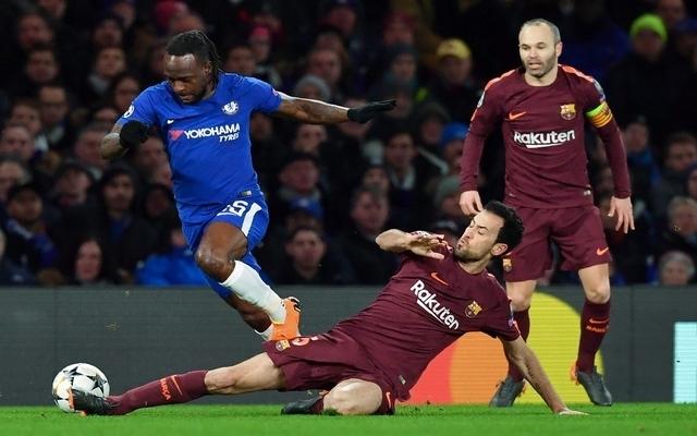 Barcelona star boasts brilliant stats against Chelsea, BT Sport pundits full of praise