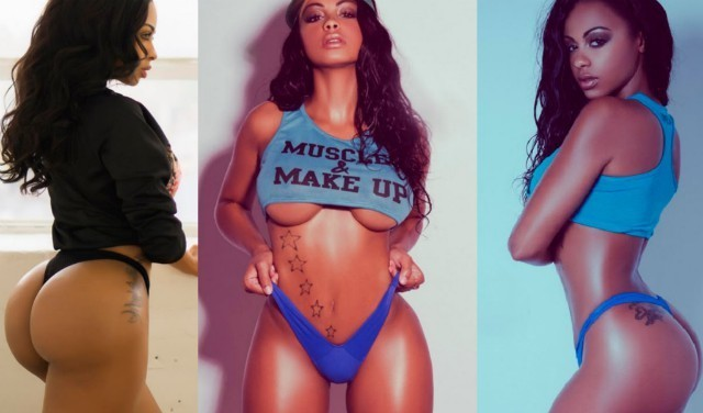 Karim Benzema WAG: Analicia Chaves hot picture gallery as Real Madrid star is linked with Arsenal transfer