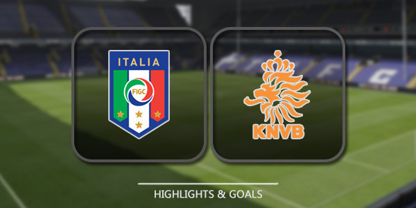 VIDEO Italy vs Netherlands (Friendlies) Highlights | All Goals