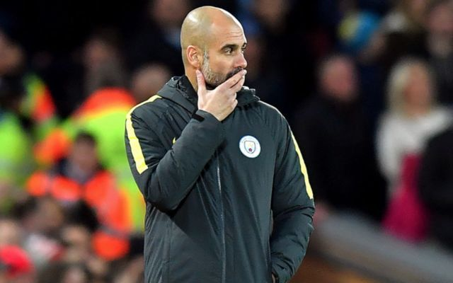 Pep Guardiola could suffer Man City transfer blow in January as ace eyes exit