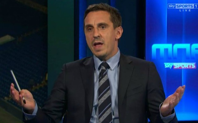 Gary Neville believes that Liverpool may finally be genuine title contenders