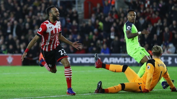 Southampton 1 Liverpool 0: Nathan Redmond puts Saints in command in EFL Cup semi final