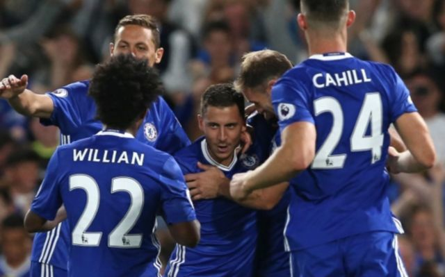 Mourinho eyeing up raid on old club Chelsea as Man United ready £60M swoop for key Blues star
