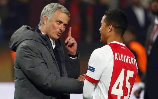 Manchester United transfer target reveals details of chat with Jose Mourinho