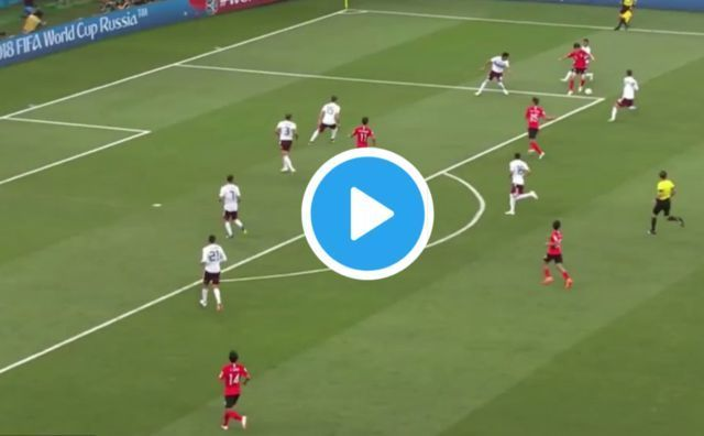 Watch: Spurs ace Son bags stunning strike for South Korea against Mexico